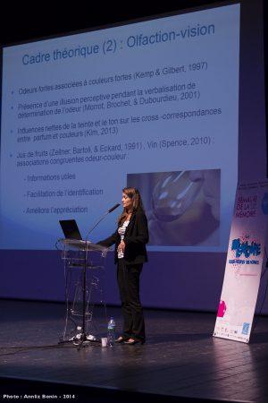 conférence Estelle Guerdoux