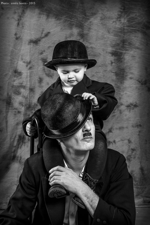 Charlie en studio – Photographe famille à Caen