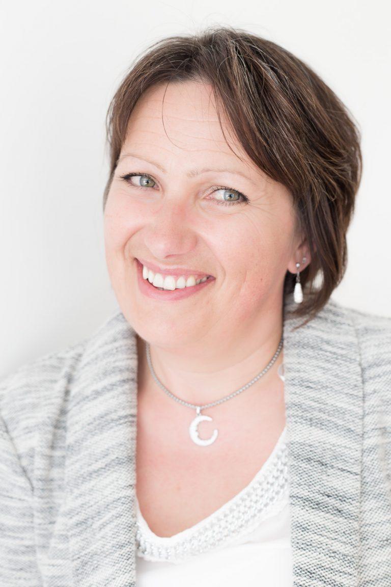 Géraldine, portrait d'entrepreneur – photo de portrait professionnel à Caen