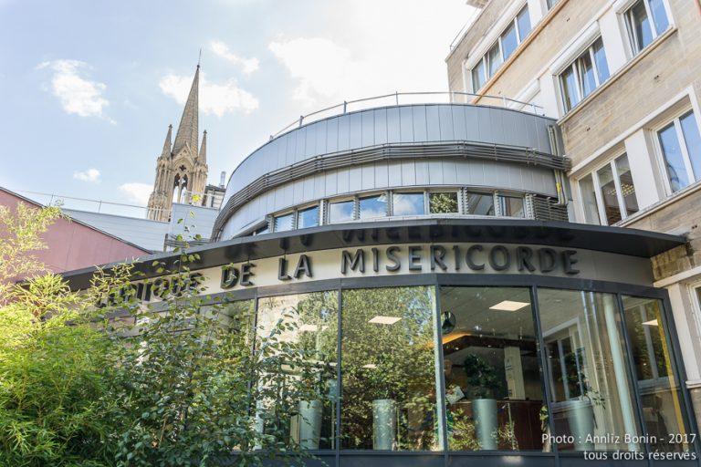 Reportage photo pour la Fondation Hospitalière de la Miséricorde