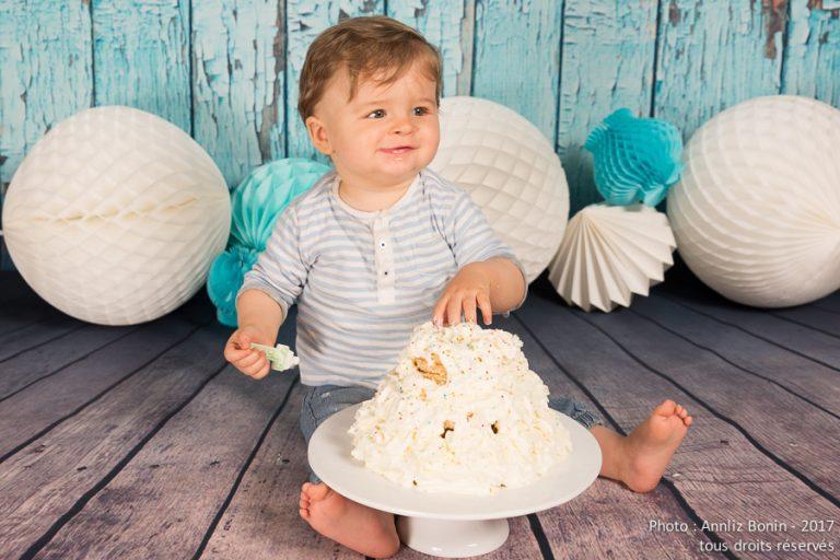Plein d'idées de thèmes photo pour les 1 an de votre bébé !