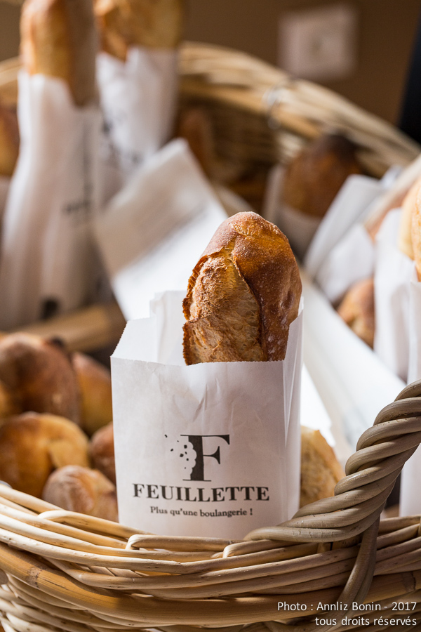 Photoreportage : inauguration de la boulangerie Feuillette