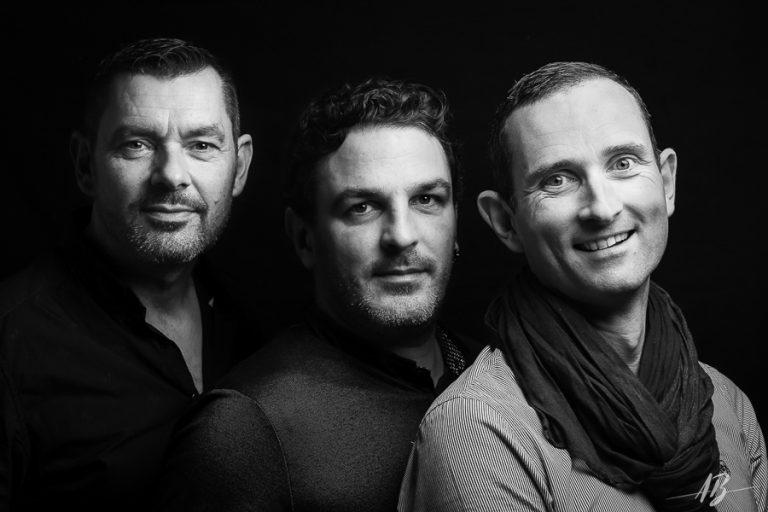Portraits de collaborateurs chez Natixis – portrait professionnel en studio mobile