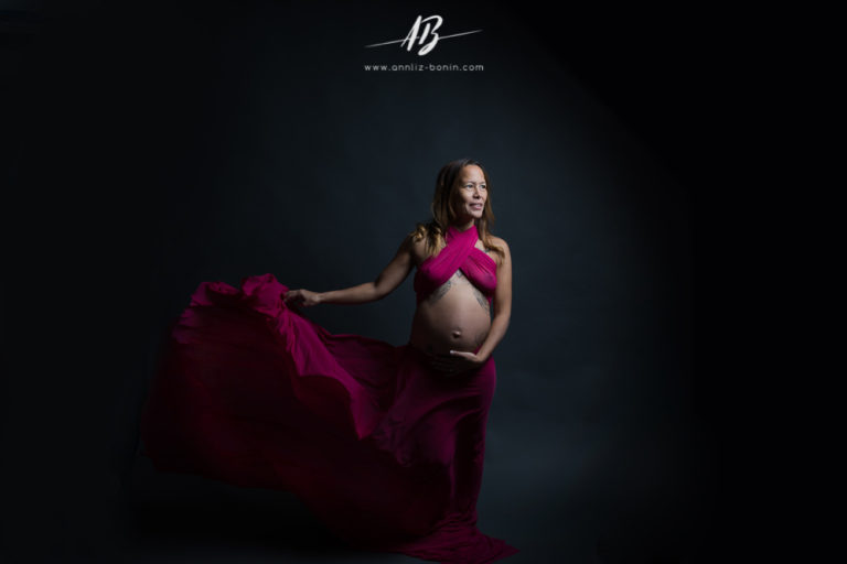 Séance grossesse J-J et Johanna – photo de grossesse à Caen