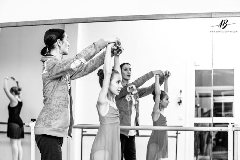 Reportage à l'école de Danse Sophie Berra – reportage photo Calvados