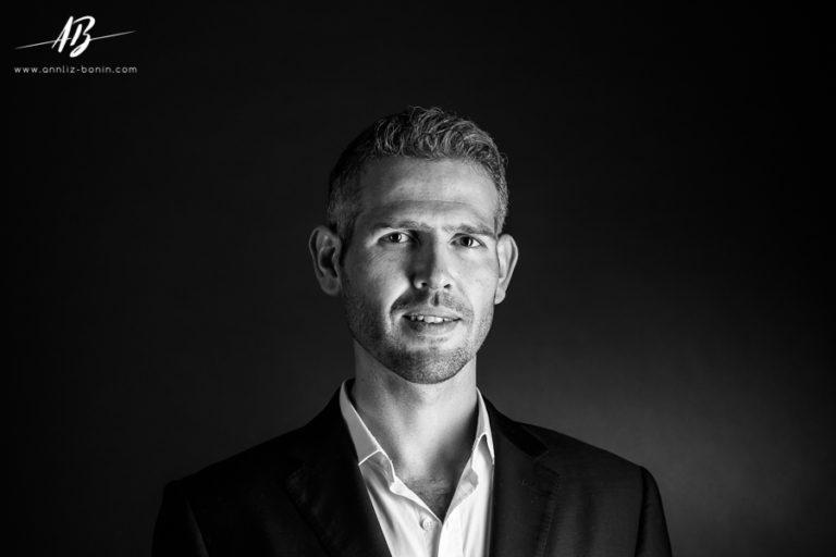 Portrait professionnel – portrait d'entrepreneur à Caen