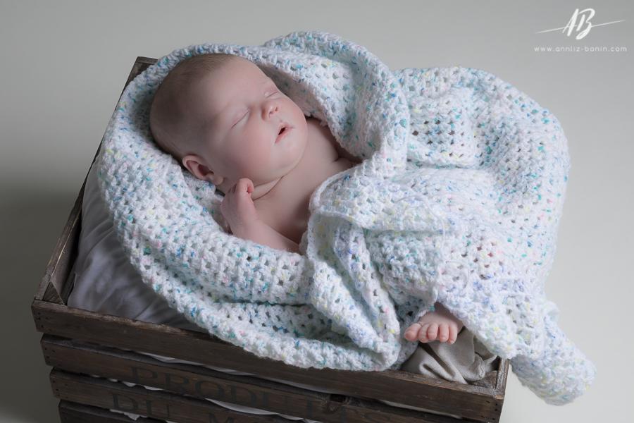 Iris – séance photo de naissance