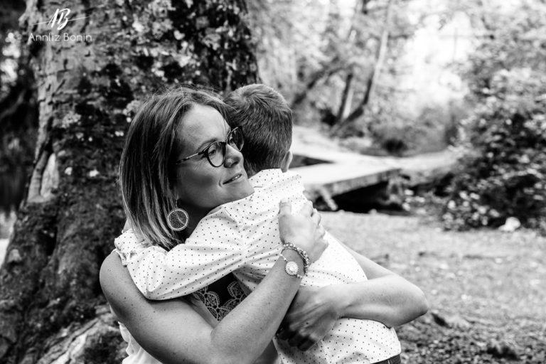 Photos de Famille – portraits spontanés en forêt