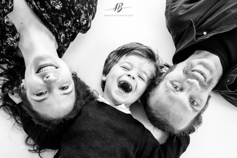 En famille – Photos de famille en studio à Caen