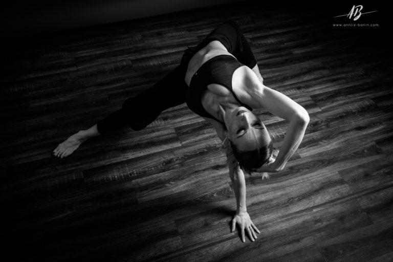 Danse, portrait de danseuse