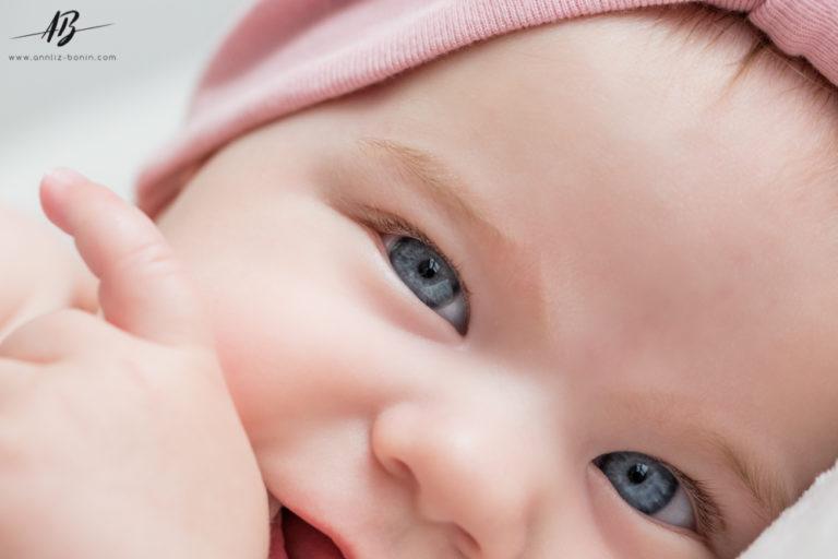 Séance naissance post-confinement pour Evy