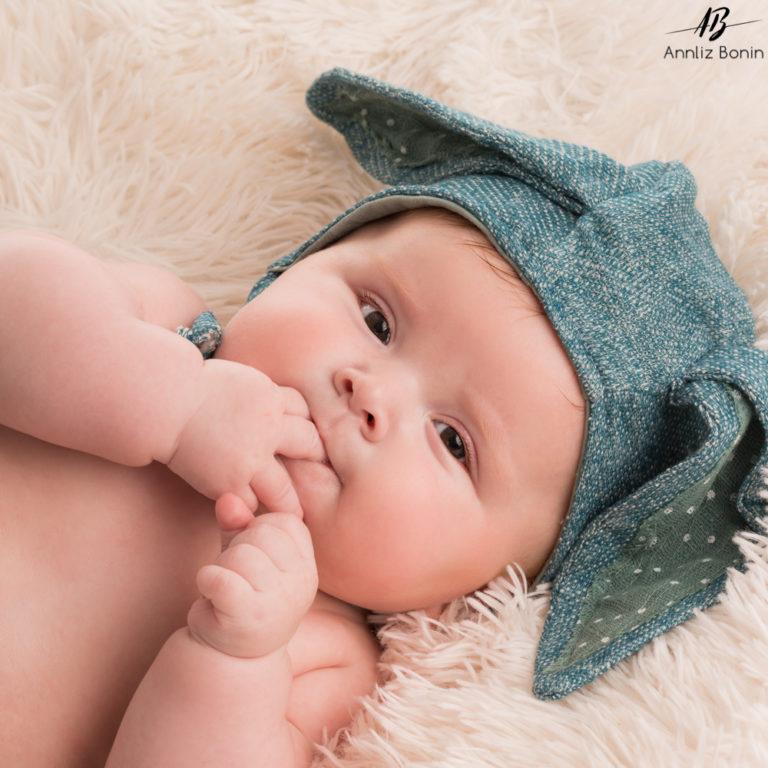 Réaliser une Séance Photos Bébé 2-6 mois