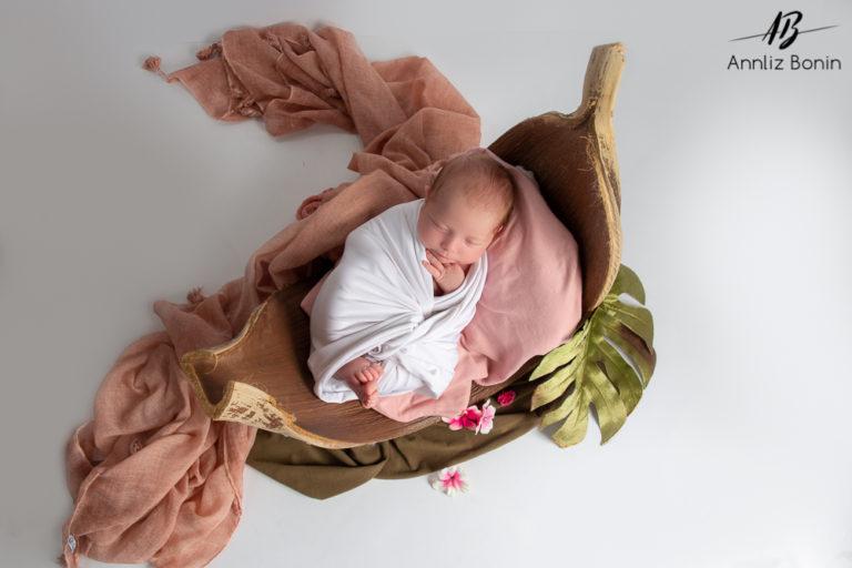 Rose et ses photos de naissance