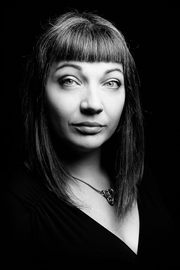 Portrait professionnel - Annliz Bonin, photographe à Caen